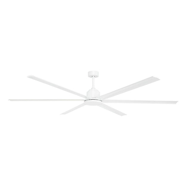 Hercules 96 DC Ceiling Fan White - Lighting Superstore