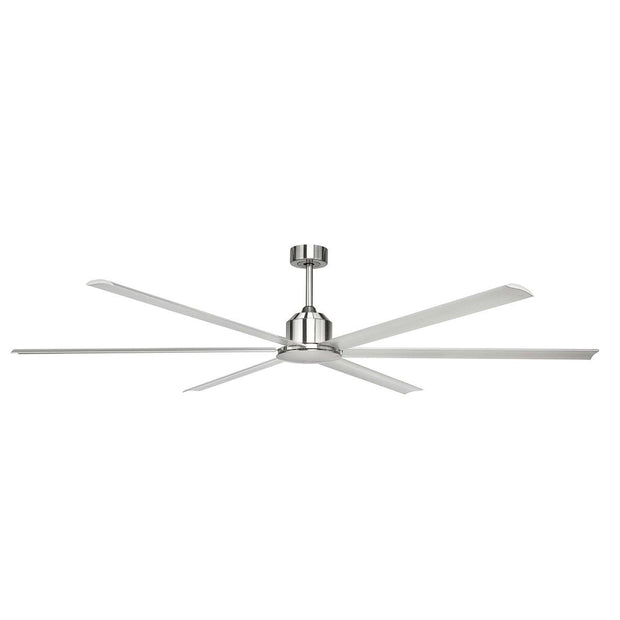 Hercules 96 DC Ceiling Fan Satin Nickel - Lighting Superstore