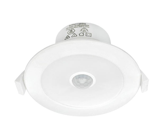 Lumascan 92 LED Downlight with Sensor - Lighting Superstore