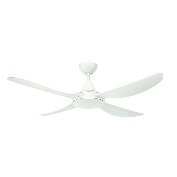Vector 52 Ceiling Fan White - Lighting Superstore