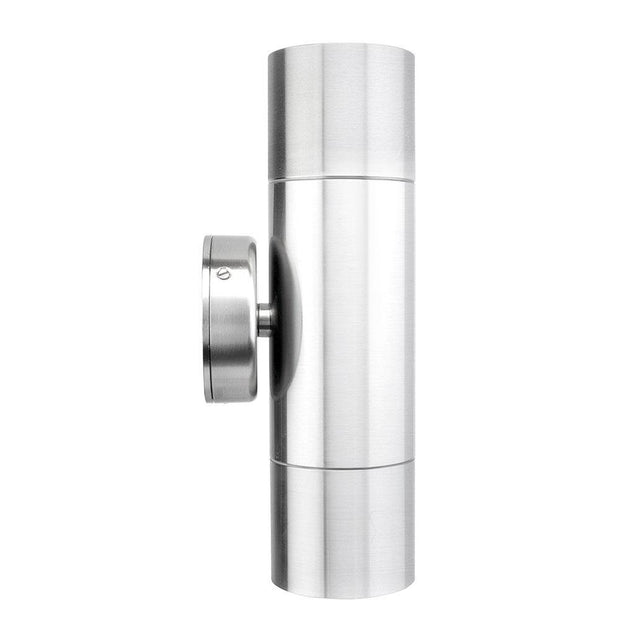 Seaford Up/Down Wall Light - 316 Stainless Steel - Lighting Superstore