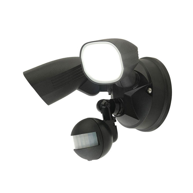 Smart Escort Security LED Twin Light with Sensor - Lighting Superstore