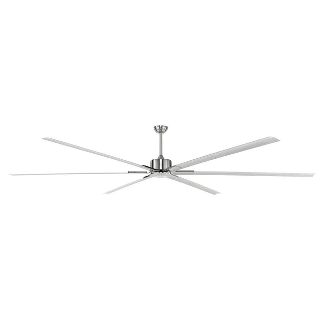 Hercules 120 DC Ceiling Fan Satin Nickel - Lighting Superstore