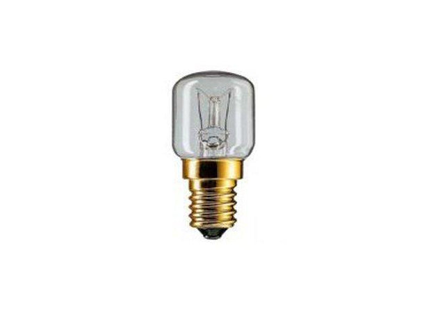 25w Small Edison Screw (SES) Oven Globe - Lighting Superstore
