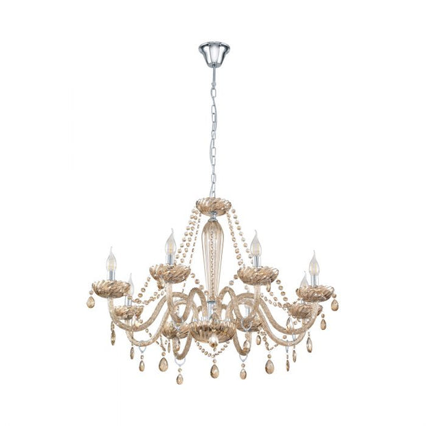 Basilano 8 Light Chandelier