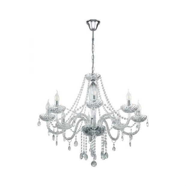 Basilano 1 - 8 Light Chandelier
