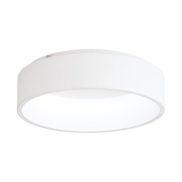 Marghera 1 25w LED Oyster Warm White