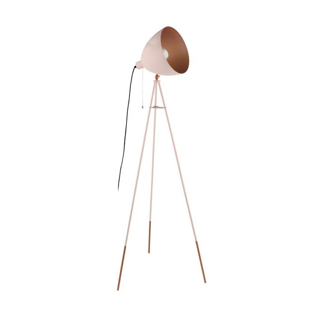 Chester Floor Lamp Pastel Pink