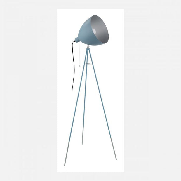 Chester Floor Lamp Pastel Blue