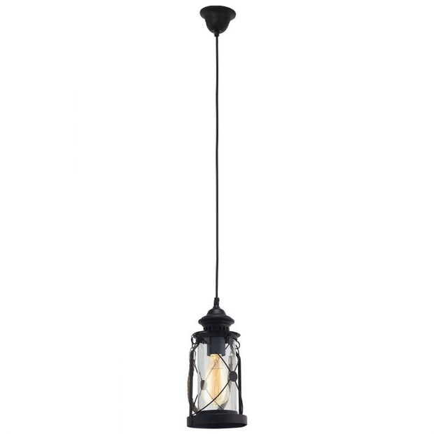 Bradford Pendant Light - Black