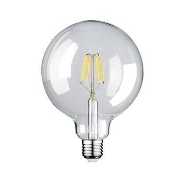 4w Edison Screw (ES) LED Carbon Filament G125 Warm White - Lighting Superstore
