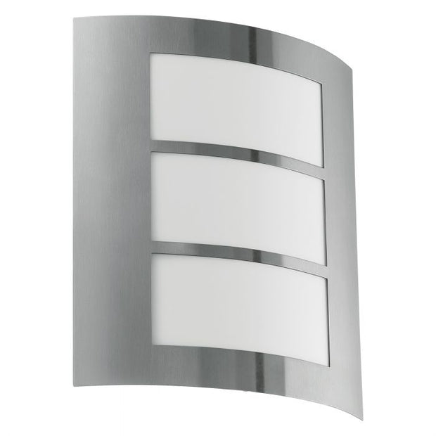 City Stainless Steel Wall Light