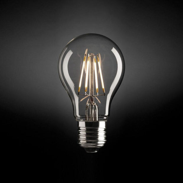 4w Bayonet (BC) LED Carbon Filament A60 - Lighting Superstore