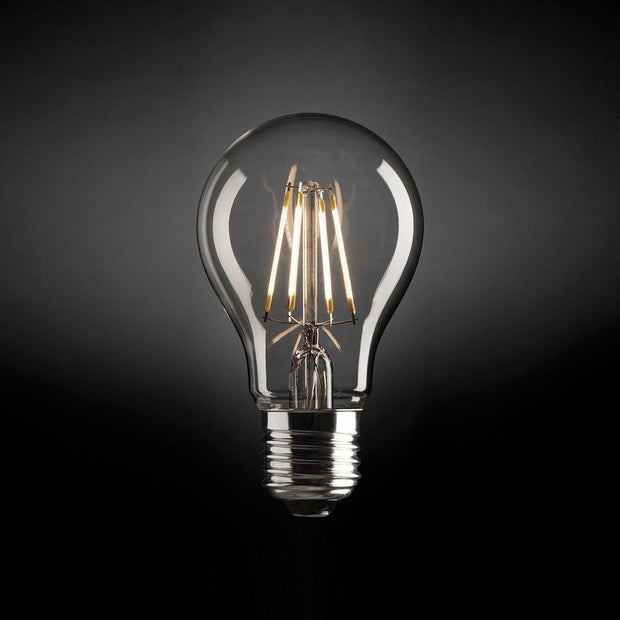 4w Edison Screw (ES) LED Carbon Filament A60 Classic GLS - Lighting Superstore