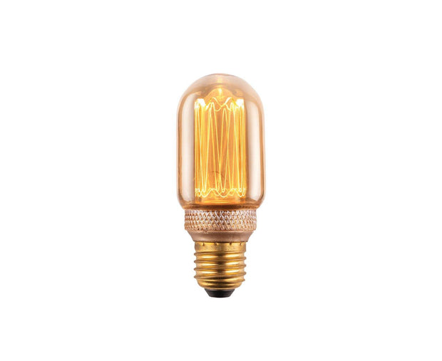 3.5w Edison Screw (ES) Mini Banana Laser Cut Vintage Dimmable LED Globe - Lighting Superstore