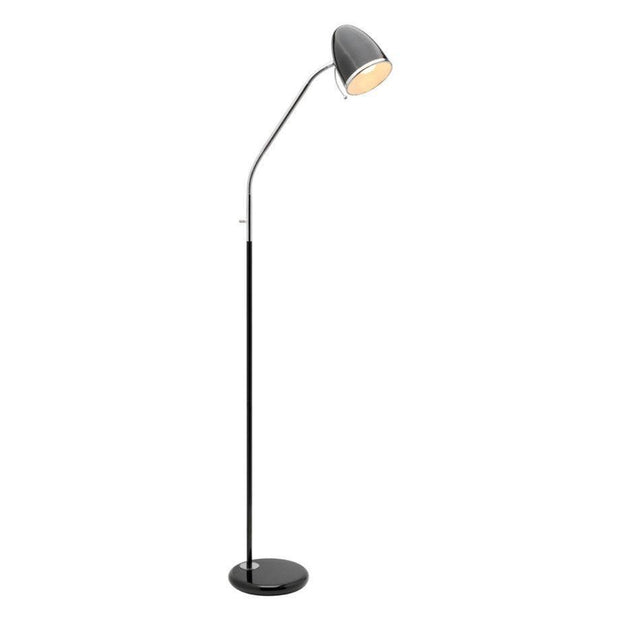 Sara Floor Lamp - Black