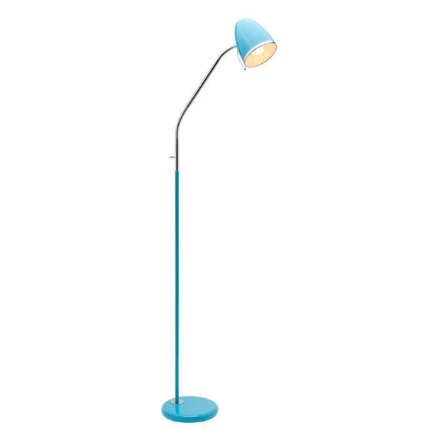 Sara Floor Lamp - Blue