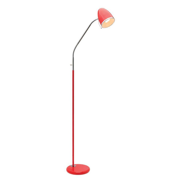 Sara Floor Lamp - Red