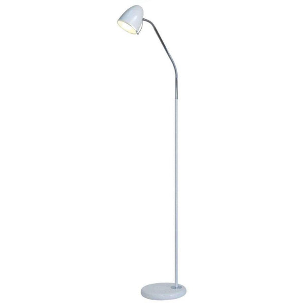 Sara Floor Lamp - White