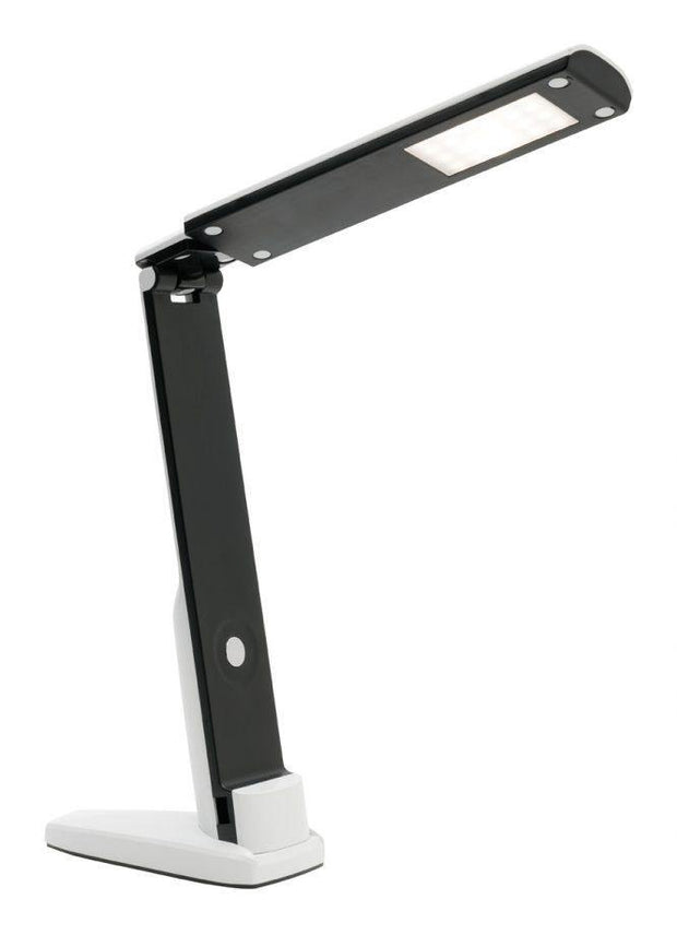 Devo LED Table Lamp Black and White - Lighting Superstore
