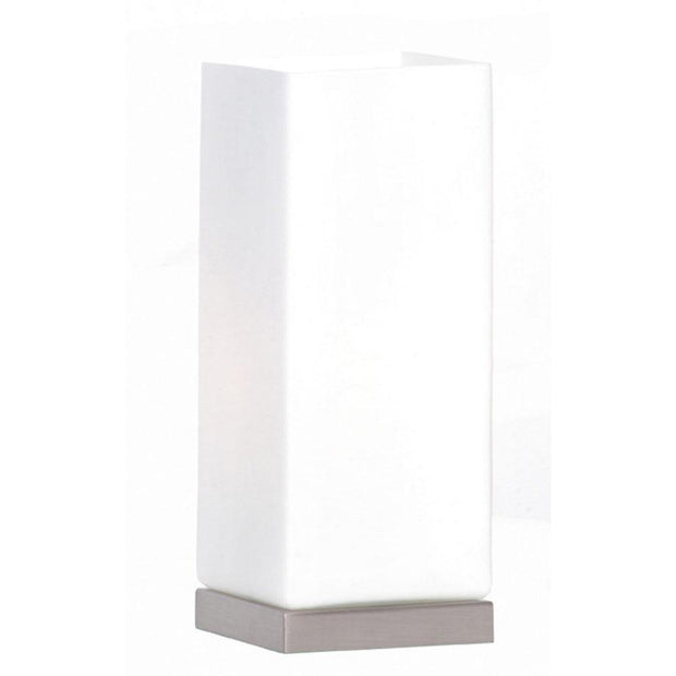 Paro Glass Touch Lamp Brushed Chrome