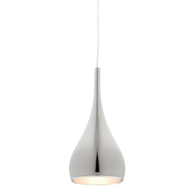 Aero Pendant Light Chrome