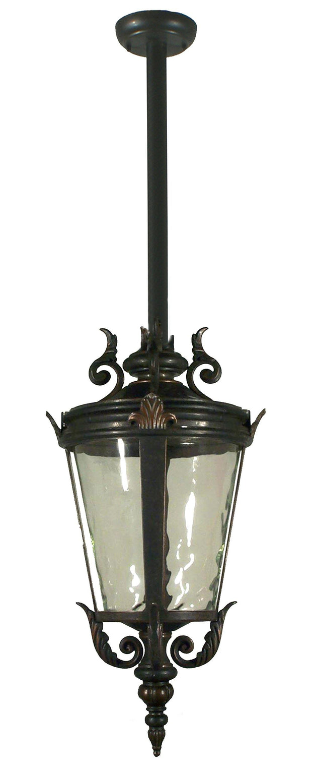 Albany Exterior Pendant Medium - Lighting Superstore