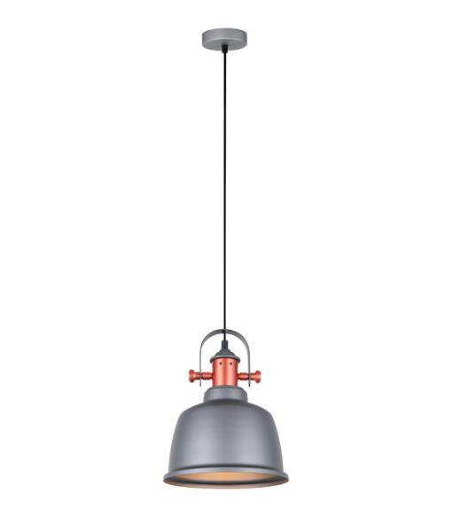 Alta Pendant Light Grey and Copper - Lighting Superstore