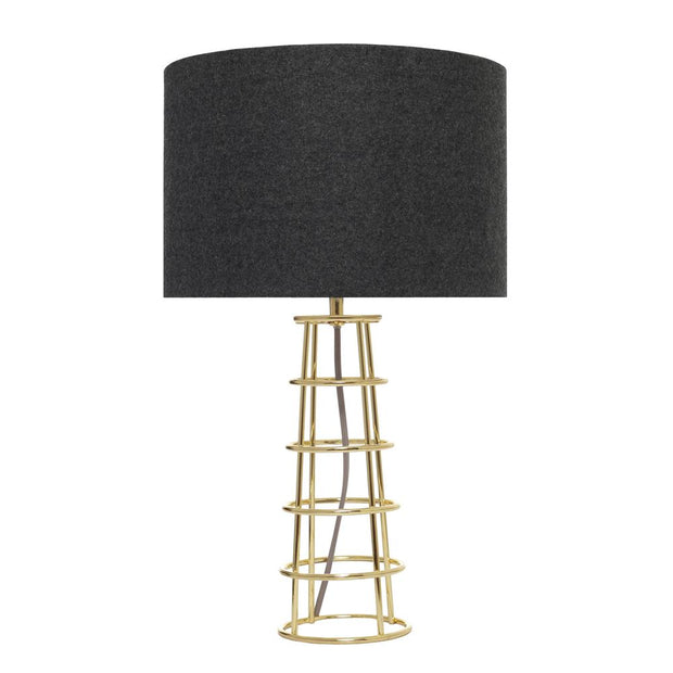 Beatrice Table Lamp Brass