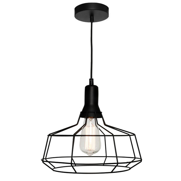 Cage Pendant Light Large