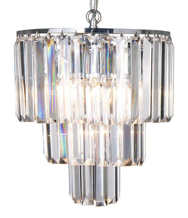 Celestial 4 Light 3 Tier Pendant - Lighting Superstore