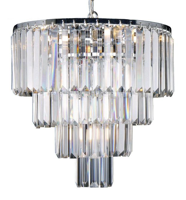 Celestial 5 Light 4 Teir Pendant - Lighting Superstore