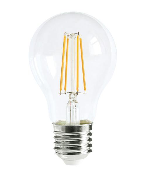 8w Edison Screw (ES) Carbon Filament LED GLS Daylight - Lighting Superstore