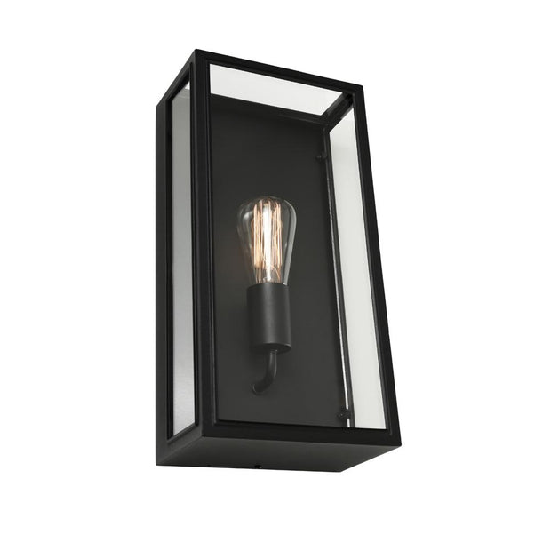 Chester Exterior Wall Light Black