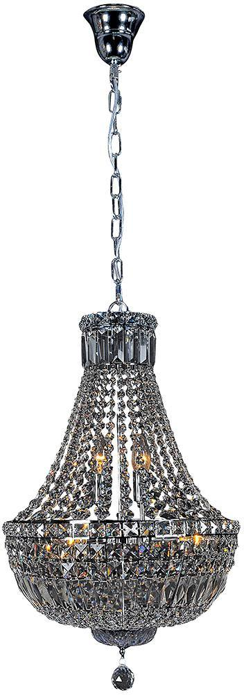 Classique 6 Light Chandelier - Lighting Superstore