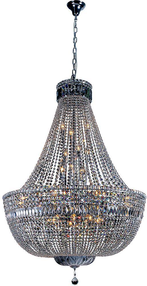 Classique 18 Light Chandelier - Lighting Superstore