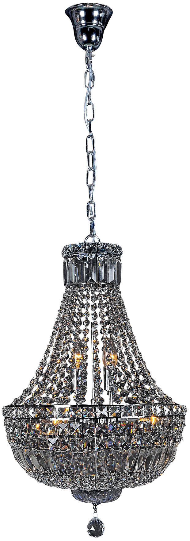 Classique 5 Light Chandelier - Lighting Superstore