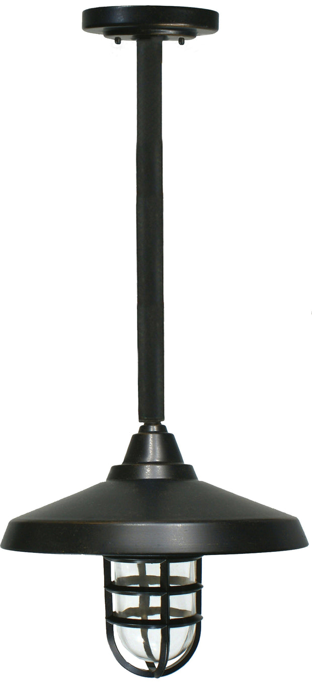 Deckhouse Exterior Pendant Light
