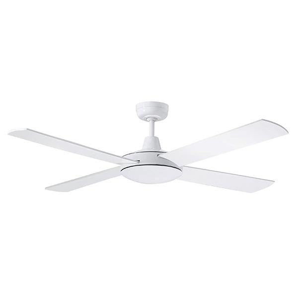 Lifestyle 52 Ceiling Fan White