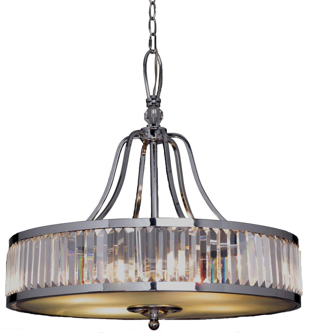 Excelsior 4 Light Crystal Pendant - Lighting Superstore