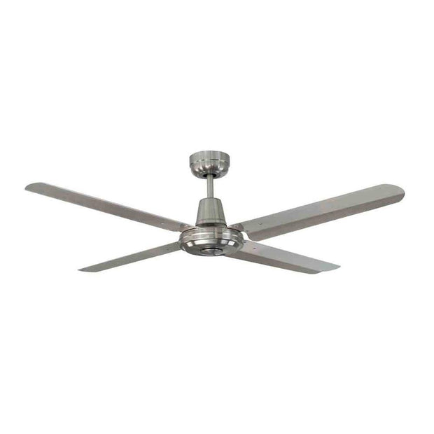 Swift 52 Ceiling Fan 316 Stainless Steel