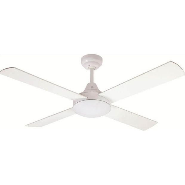 Glendale 48 Ceiling Fan White