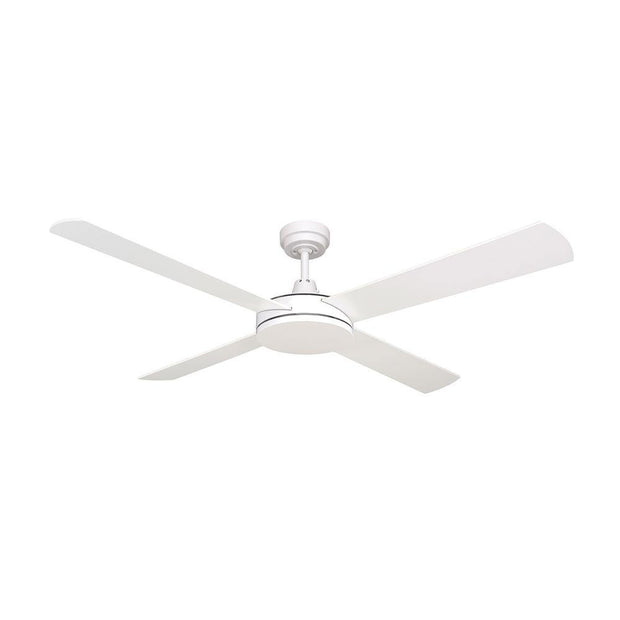 Luna 52 Ceiling Fan White