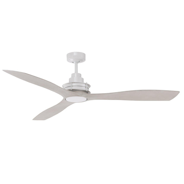 Clarence 56 Ceiling Fan White - Lighting Superstore