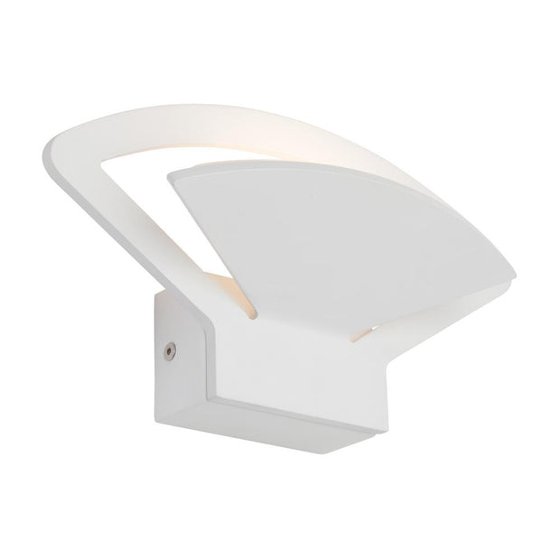 Fiesta 6w LED Wall Light White