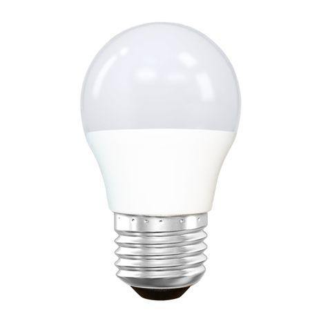 6w Edison Screw (ES/E27) Warm White Fancy Round Dimmable - Lighting Superstore