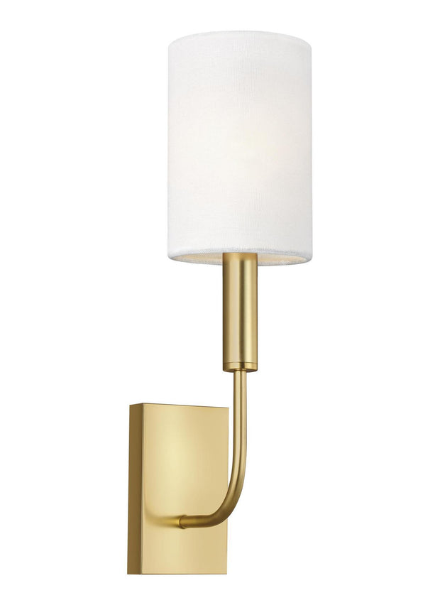 Brianna Interior Wall Light Burnished Brass
