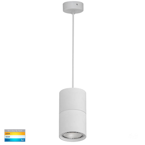 HV5802 White Nella Pendant Light 5000k - Lighting Superstore