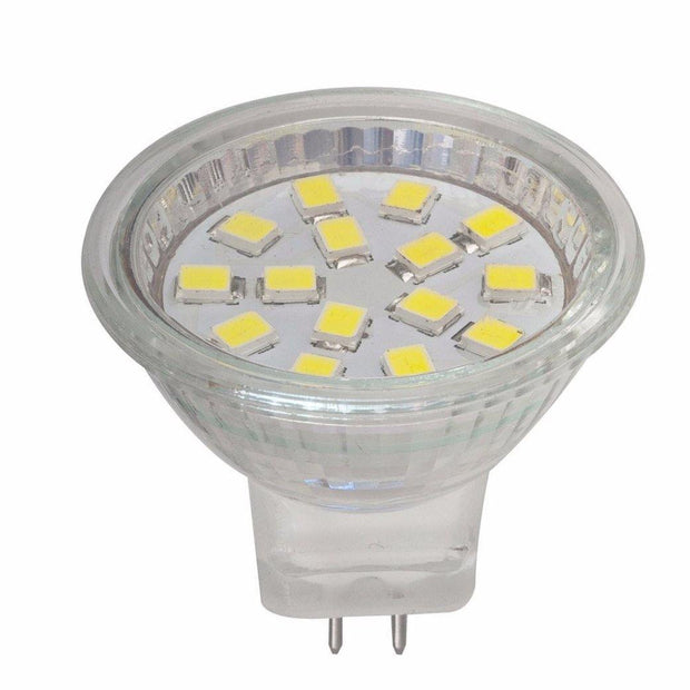 2w MR11 LED Warm White
