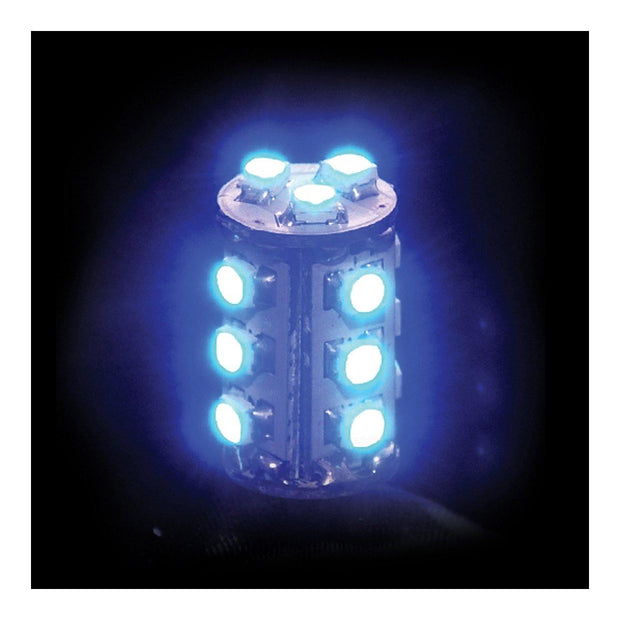 LED Bi Pin Tower Blue 1.4W - Lighting Superstore